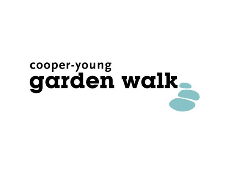 Cooper Young Garden Walk logo